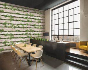 Những mẫu giấy dán tường khiến không gian của bạn trở lên khác biệt